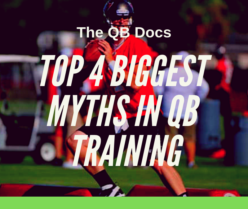 Top 4 Myths in QB Training