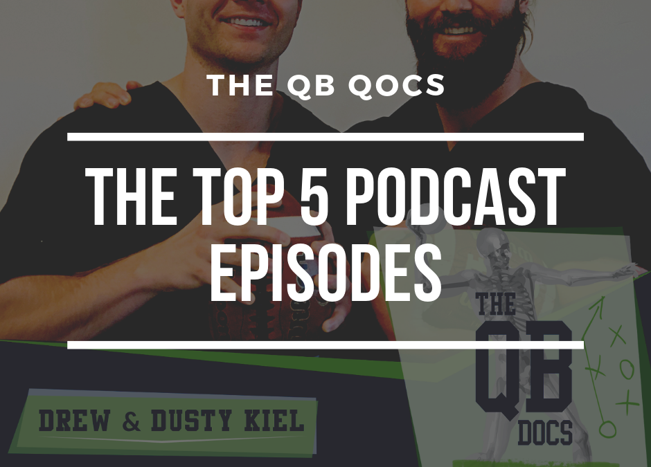 The Top 5 Podcasts