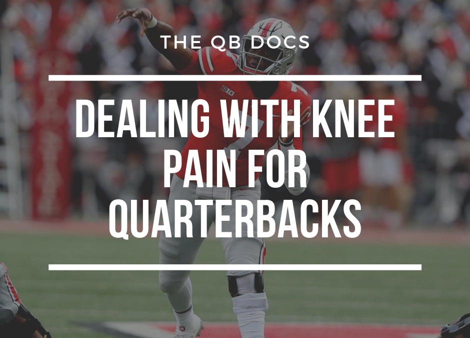 Dealing With Knee Pain For Quarterbacks