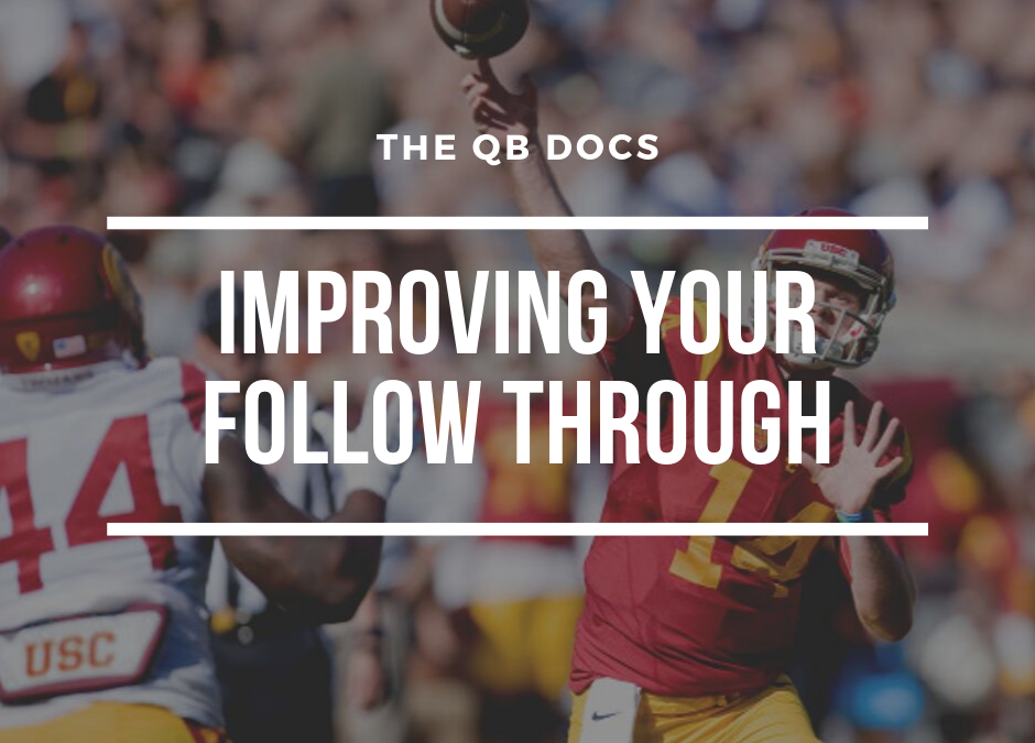 Improving Your Follow Through