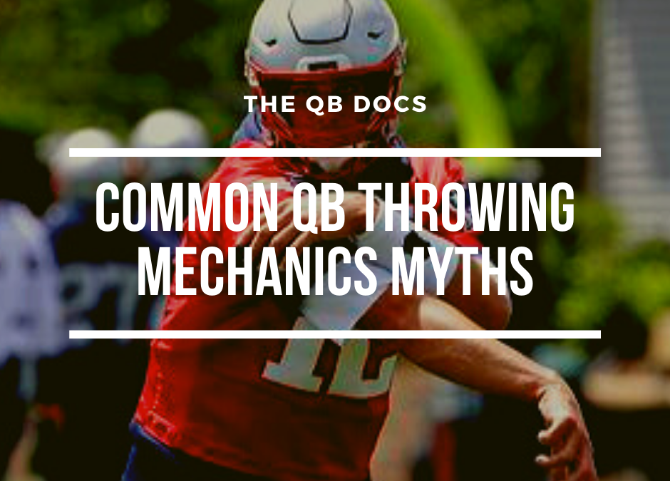 QB Teaching Myths